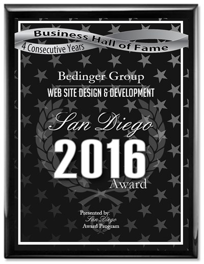 Website Development Award
