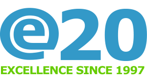20 years of excellence in web development, hosting and marketing
